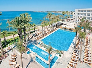 Alexander The Great Beach Hotel Paphos