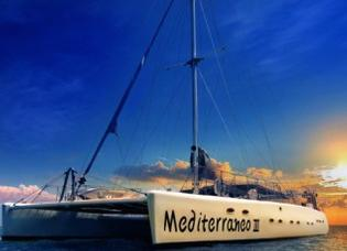 Exclusive Yacht Weddings - Mediterraneo III