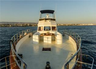 Exclusive Yacht Weddings Kurosivo IV -  Paphos