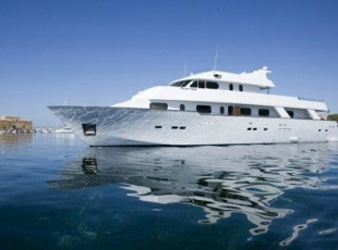 Exclusive Yacht Weddings Ocean Flyer- Paphos