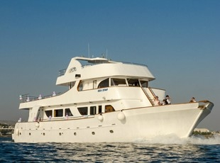 Exclusive Yacht Weddings - Sea Star