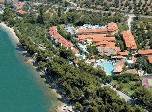 Athena Pallas Village Resort Halkidiki