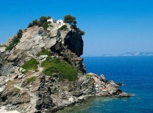 Getting Married In Skopelos