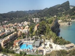 Zafiris Hotel Spa Resort Corfu