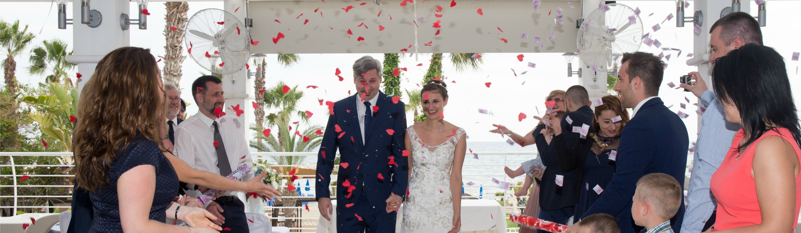 Book your wedding day in Lordos Beach Hotel Larnaca