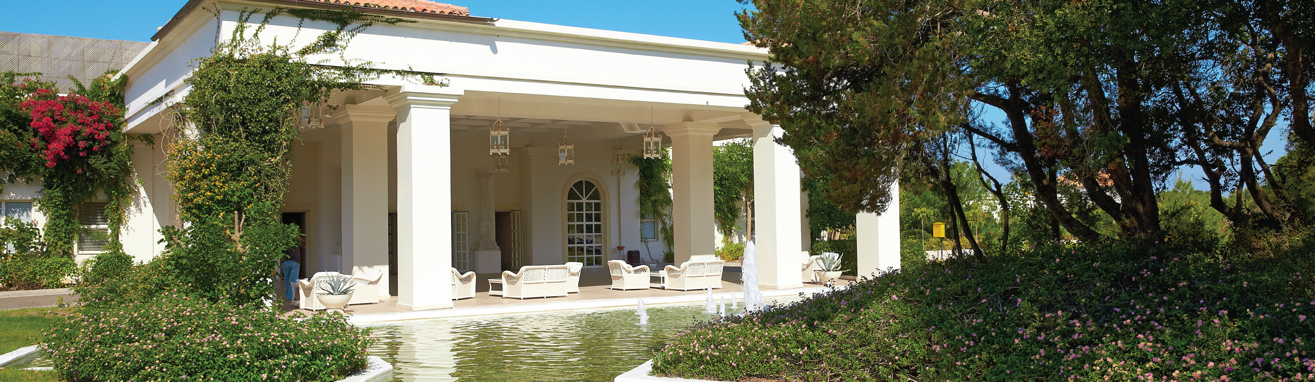 Book your wedding day in Grecotel Olympia Riviera Thalasso Kyllini