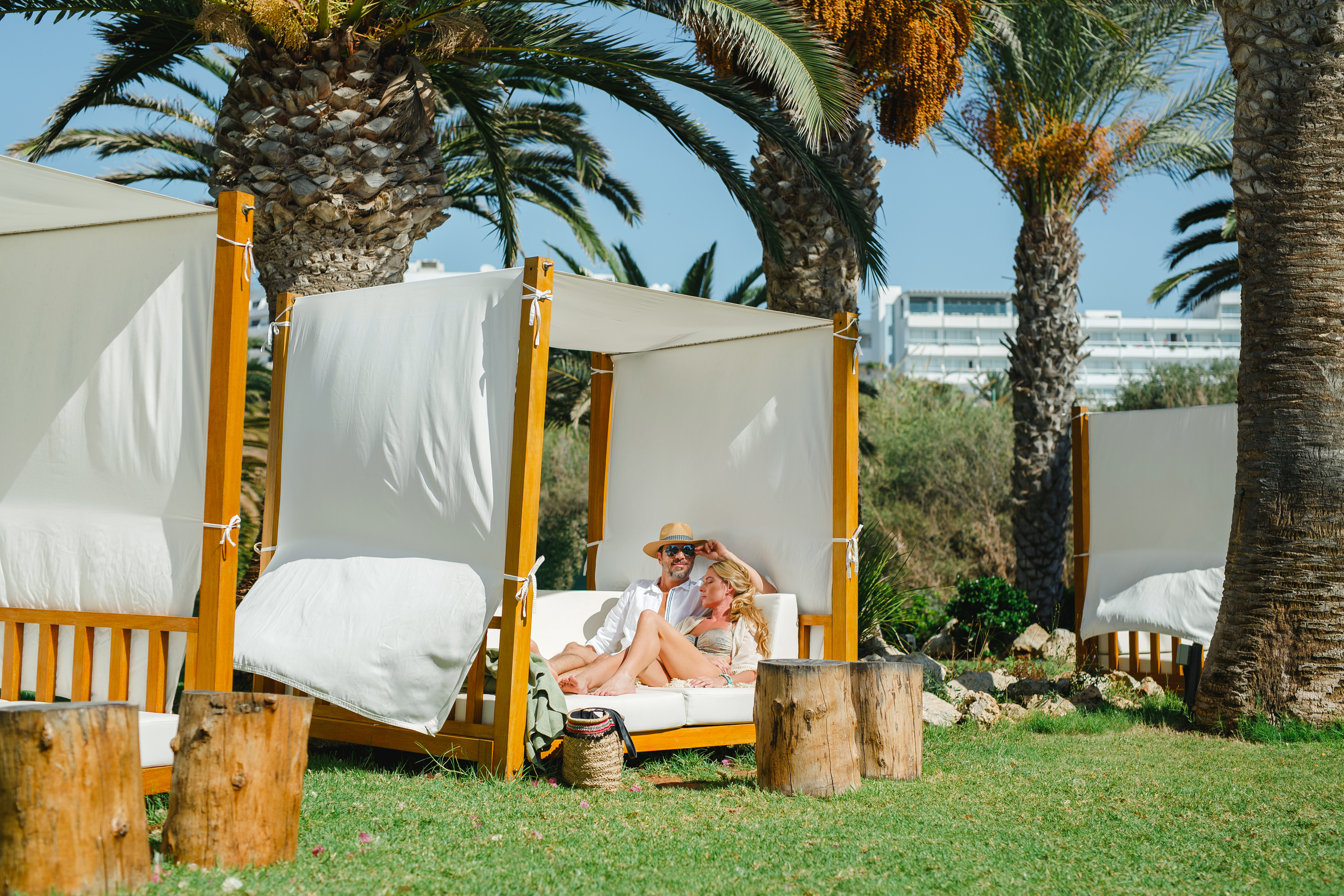 Alion Beach Hotel_day beds_couple _2_.jpg