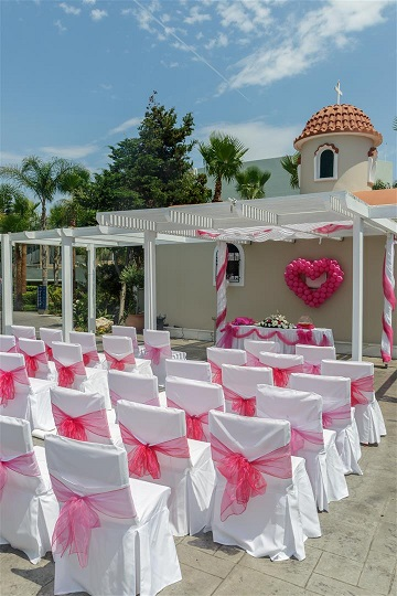 Book Your Wedding Day In Blue Lagoon Resort Kos