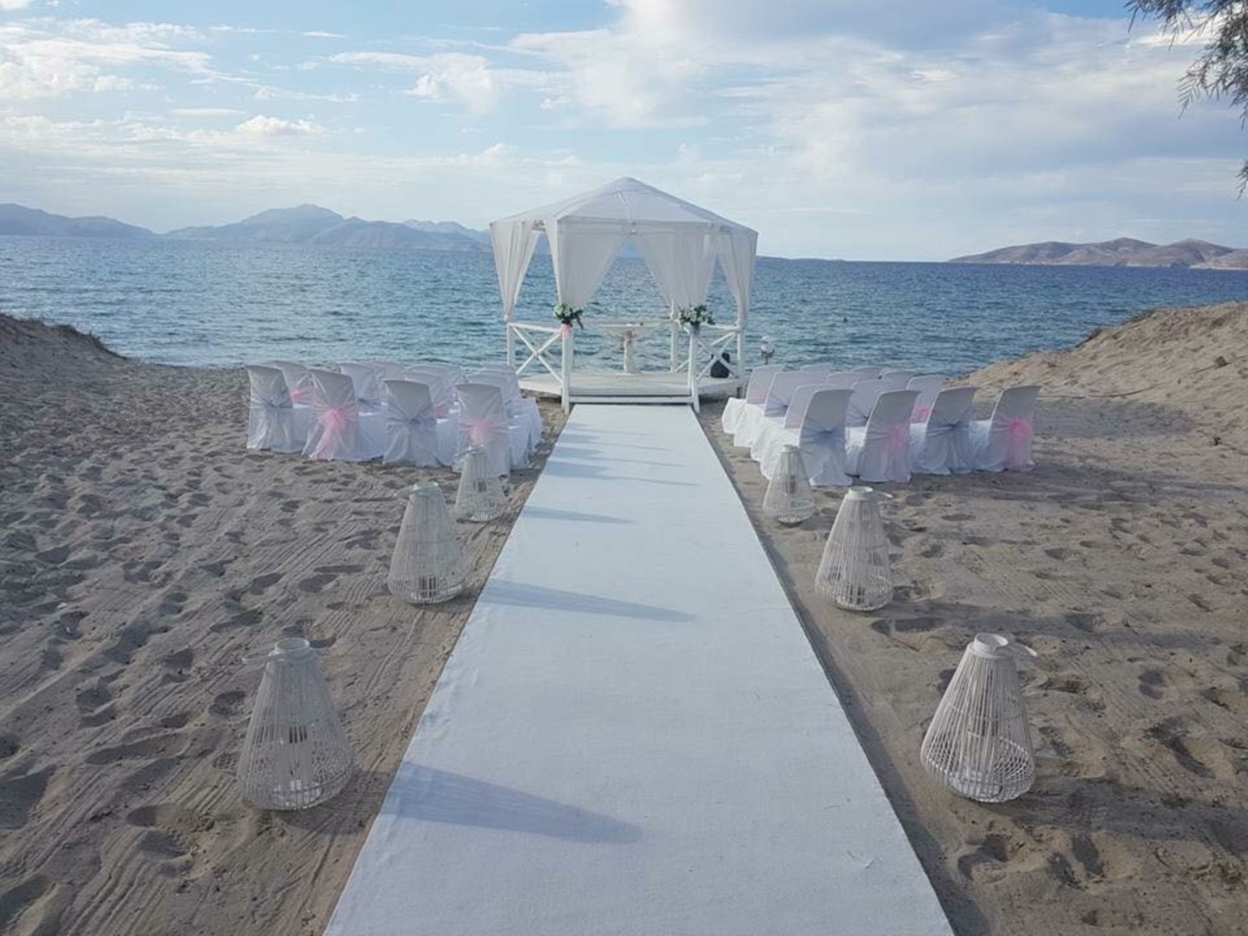 Book your wedding day in Atlantica Holiday Village Kos