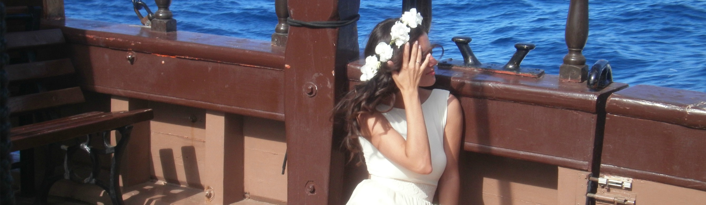 Book your wedding day in Dolphin Cruises Rethymno Crete