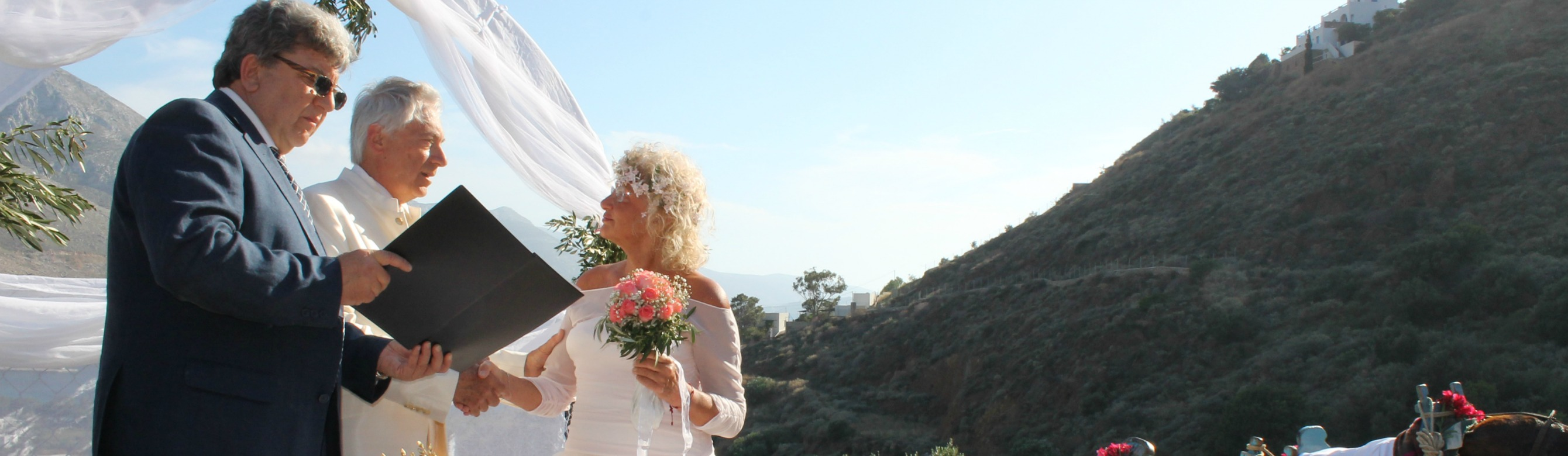 Book your wedding day in St. Nicholas Chapel Amorgos