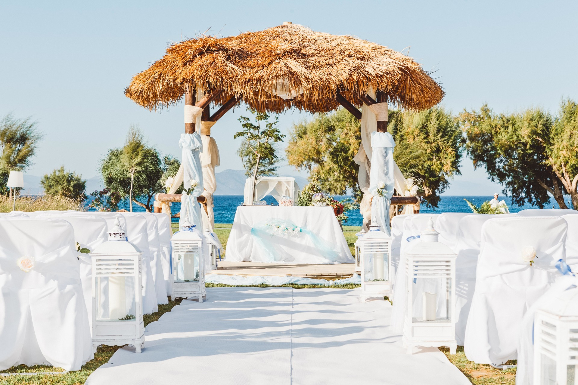 Book your wedding day in Oceanis Beach and Spa Resort Kos