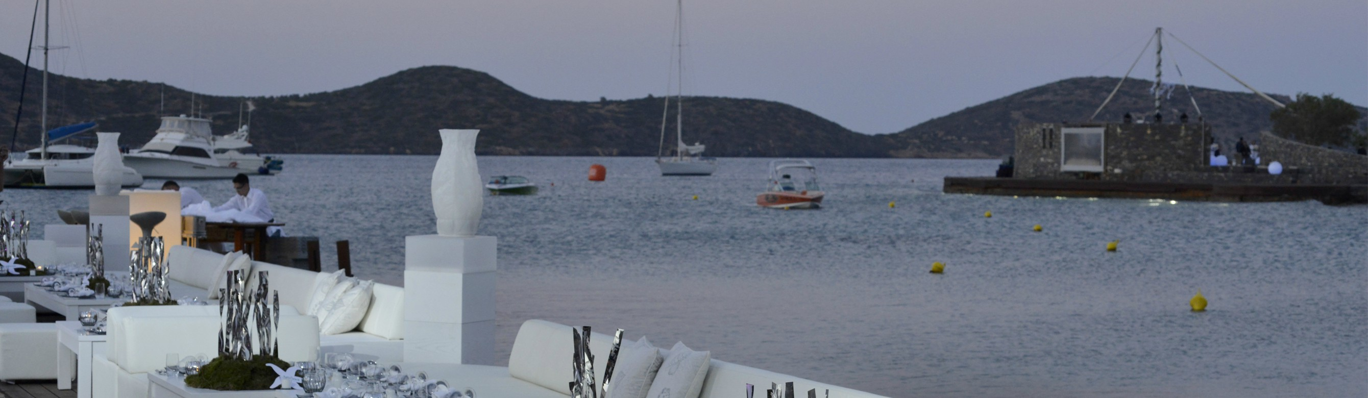 Book your wedding day in Elounda Beach Hotel & Villas Crete