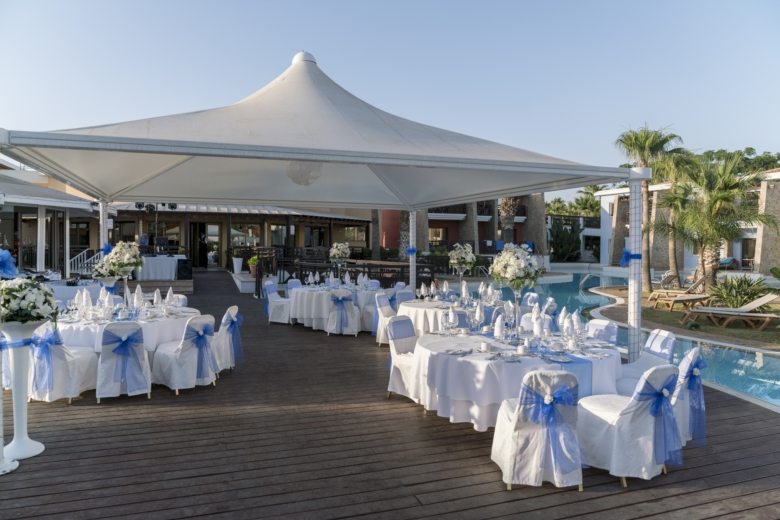 Book Your Wedding Day In Atlantica Aeneas Resort Amp Spa