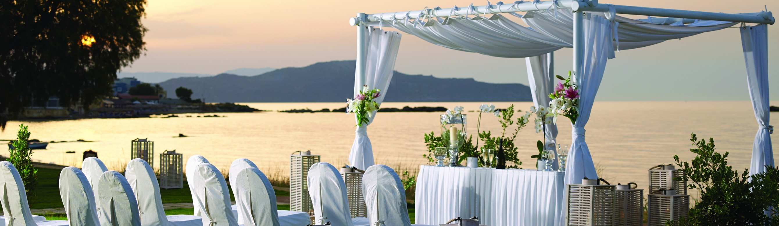 Book Your Wedding Day In Atlantica Kalliston Resort Spa Crete