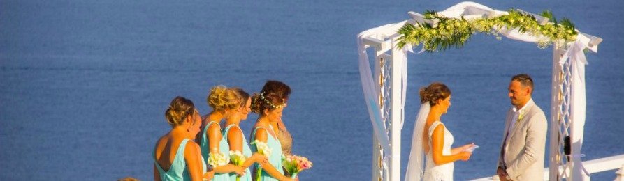 Book your wedding day in Kivo Art & Gourmet Hotel Skiathos